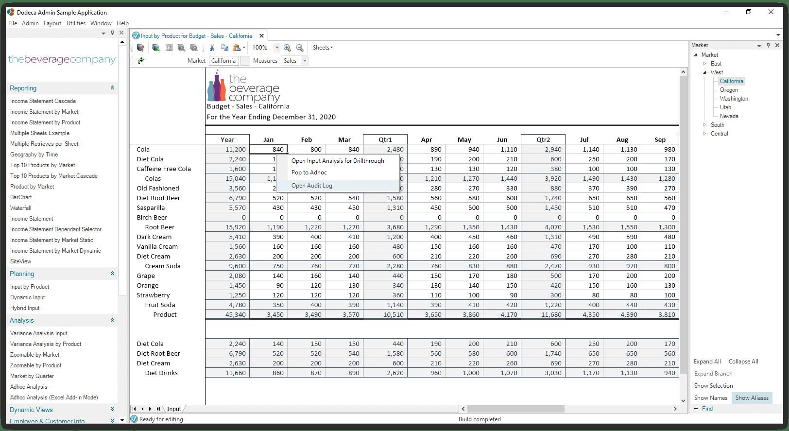 june20 tabs1b   Applied OLAP