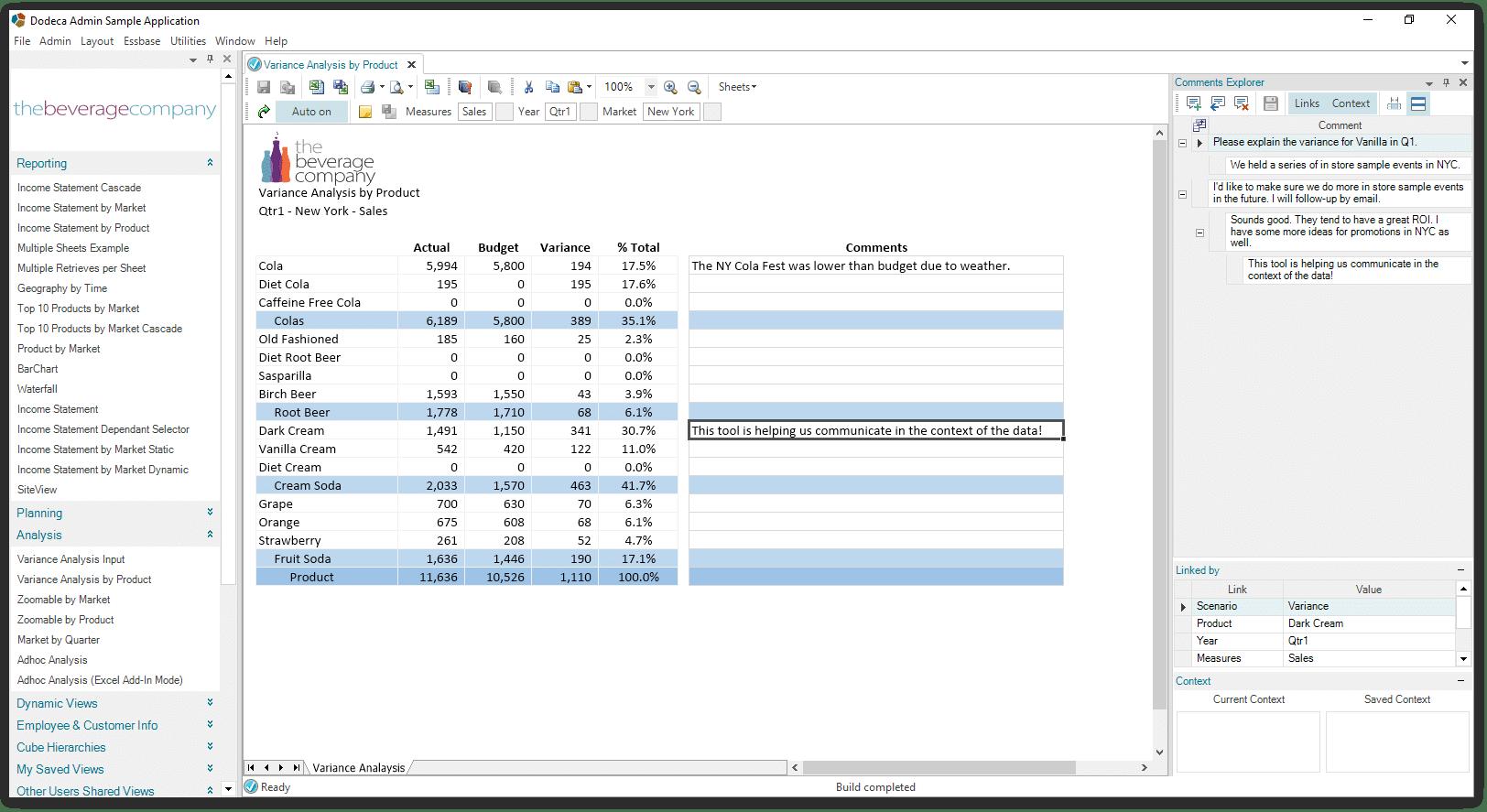 june20 tabs2   Applied OLAP